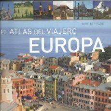 Livros: EL ATLAS VIAJERO DE EUROPA. Lote 242919580