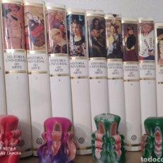 Enciclopedias: HISTORIA UNIVERSAL DEL ARTE PLANETA. Lote 244604190