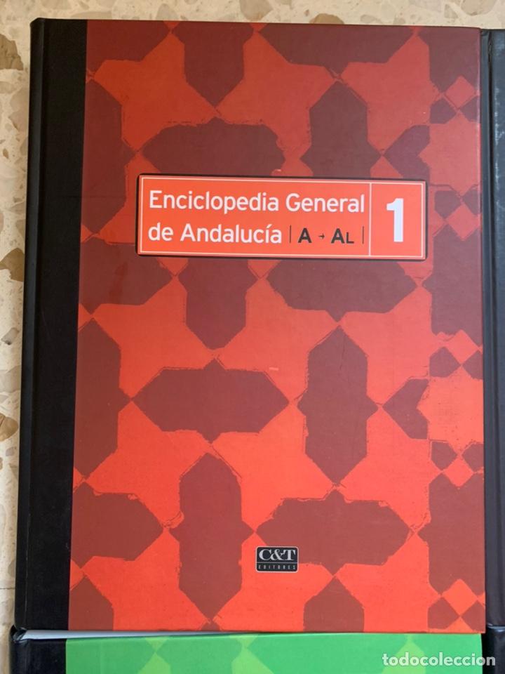 Enciclopedias: Enciclopedia General de Andalucia C&T Editores - Foto 2 - 245056545