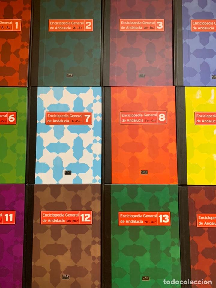 Enciclopedias: Enciclopedia General de Andalucia C&T Editores - Foto 3 - 245056545