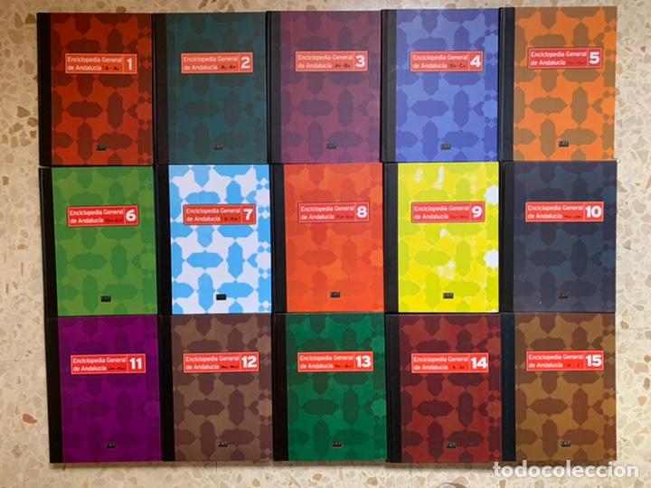 ENCICLOPEDIA GENERAL DE ANDALUCIA C&T EDITORES (Libros Nuevos - Diccionarios y Enciclopedias - Enciclopedias)