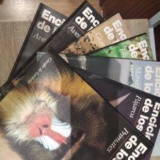 Enciclopedias: ENCICLOPEDIA DE LOS ANIMALES, EDITORIAL CÍRCULO DE LECTORES. Lote 248141970