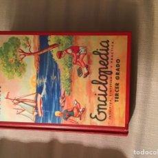 Livros: ENCICLOPEDIA ALVAREZ TERCER GRADO. Lote 249055440
