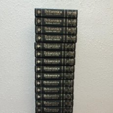 Enciclopedias: ENCYCLOPAEDIA BRITANNICA GLOBAL EDITION 2009. VOLÚMENES DE 12 A 30. Lote 249524620