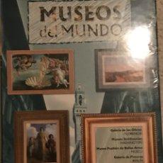 Enciclopedias: MUSEOS DEL MUNDO - AUPPER. Lote 253032010