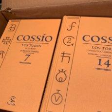 Livres: EL COSSIO. ED. 2007 - 30 TOMOS. Lote 253695360