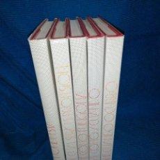 Enciclopedias: ENCICLOPEDIA BÁSICA DIME, EDITORIAL ARGOS, 5 TOMOS, POR JACQUES GABALDA, BEAULIEN Y XAVIER CRISPERT.. Lote 253925075