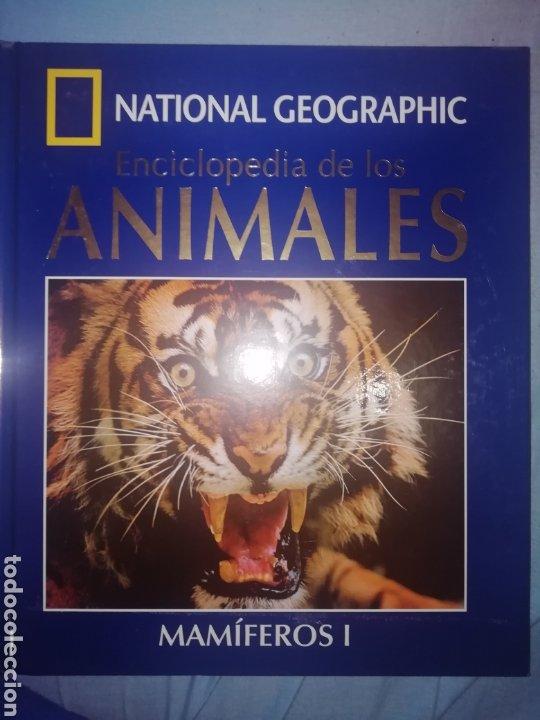 ¡¡¡2 TOMOS!!! ENCICLOPEDIA DE LOS ANIMALES. MAMÍFEROS. NATIONAL GEOGRAPHIC. ¡¡¡PERFECTO ESTADO!!! (Libros Nuevos - Diccionarios y Enciclopedias - Enciclopedias)