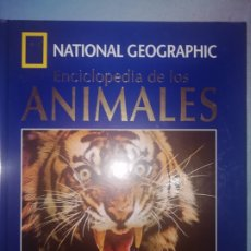 Enciclopedias: ¡¡¡2 TOMOS!!! ENCICLOPEDIA DE LOS ANIMALES. MAMÍFEROS. NATIONAL GEOGRAPHIC. ¡¡¡PERFECTO ESTADO!!!. Lote 254086085