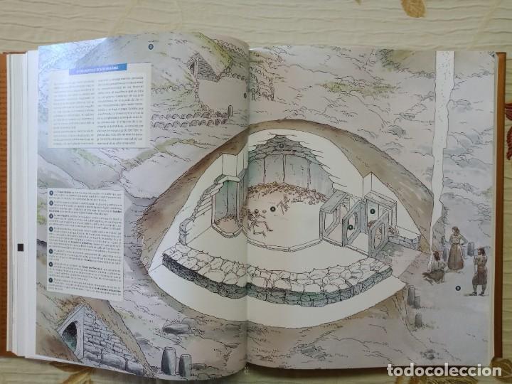 Enciclopedias: LA HISTORIA EN SU LUGAR - ED. PLANETA - 10 TOMOS y 10 DVDs - Foto 10 - 254352395