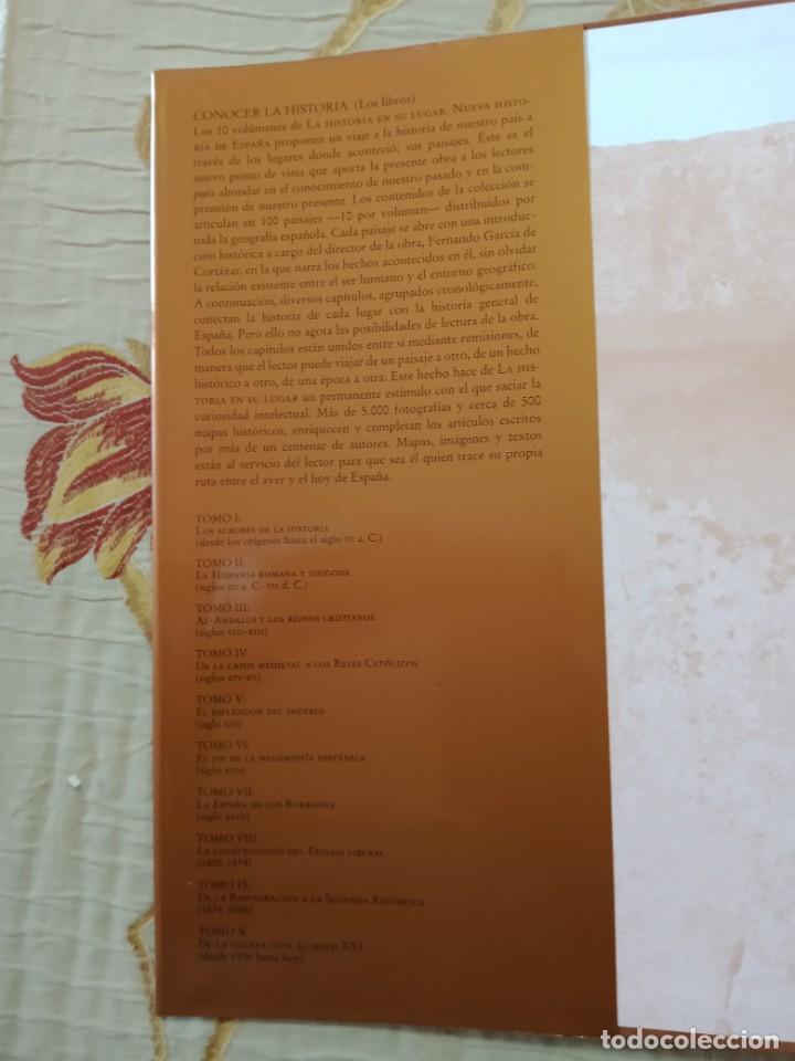 Enciclopedias: LA HISTORIA EN SU LUGAR - ED. PLANETA - 10 TOMOS y 10 DVDs - Foto 7 - 254352395