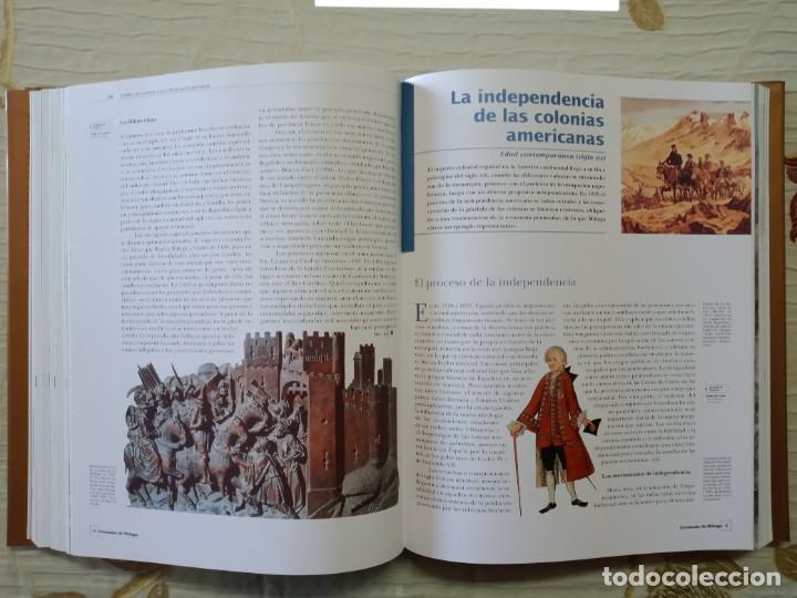 Enciclopedias: LA HISTORIA EN SU LUGAR - ED. PLANETA - 10 TOMOS y 10 DVDs - Foto 12 - 254352395