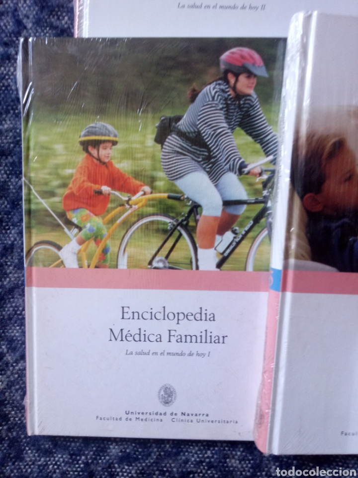 Enciclopedias: ENCICLOPEDIA MÉDICA FAMILIAR NUEVO PRECINTADO 10 TOMOS UNIVERSIDAD DE NAVARRA - Foto 2 - 256120300