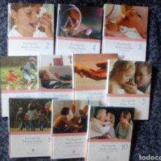 Enciclopedias: ENCICLOPEDIA MÉDICA FAMILIAR NUEVO PRECINTADO 10 TOMOS UNIVERSIDAD DE NAVARRA. Lote 256120300