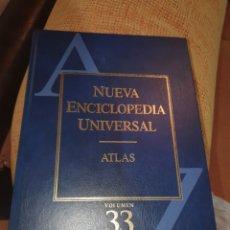 Enciclopedias: 33 TOMOS DE NUEVA ENCICLOPEDIA UNIVERSAL. Lote 262004275