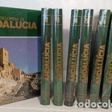 Enciclopedias: GRAN ENCICLOPEDIA DE ANDALUCIA 10 TOMOS - NUEVA DE LIBRERIA.. Lote 262963540