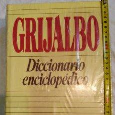 Enciclopedias: DICCIONARIO ENCICLOPÉDICO GRIJALBO. Lote 263256875
