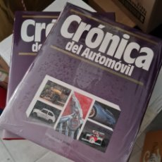 Livros: CRÓNICA DEL AUTOMÓVIL . PLAZA Y JANÉS. Lote 264248204