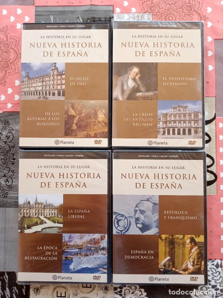 Enciclopedias: LA HISTORIA EN SU LUGAR - ED. PLANETA - 10 TOMOS y 10 DVDs - Foto 15 - 254352395