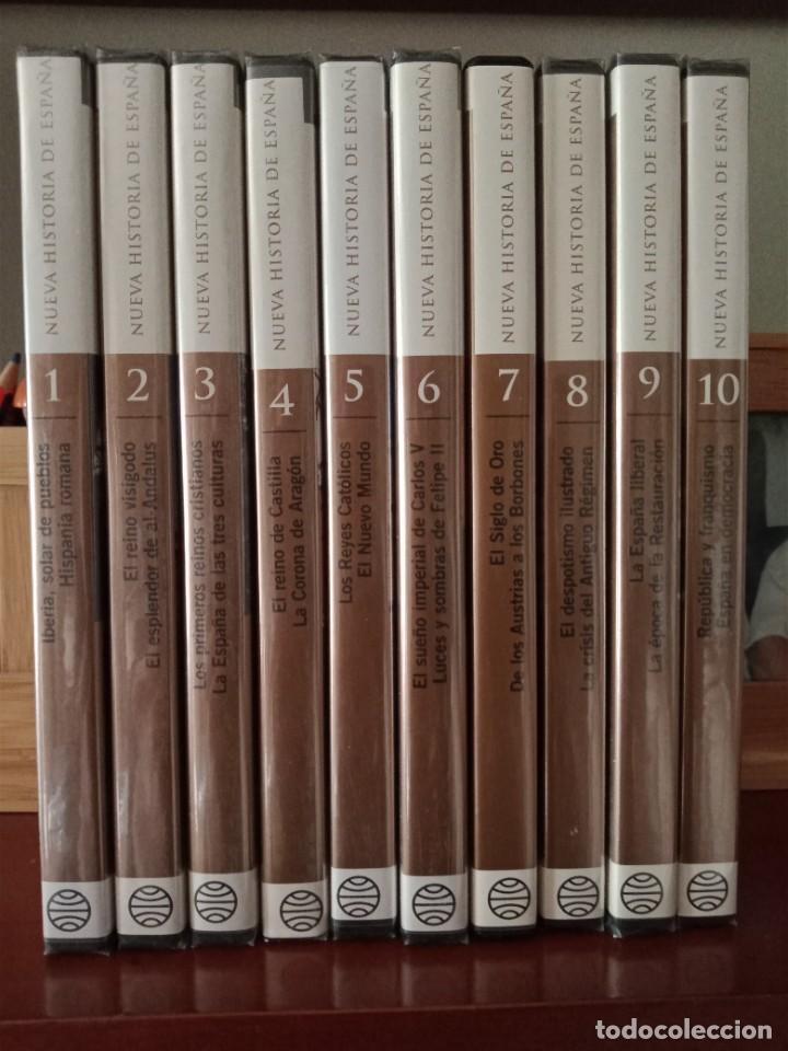 Enciclopedias: LA HISTORIA EN SU LUGAR - ED. PLANETA - 10 TOMOS y 10 DVDs - Foto 16 - 254352395