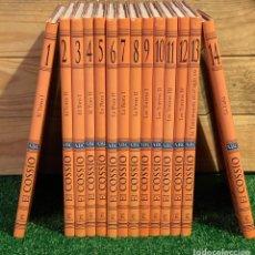 Livros: EL COSSIO.COLECCIÓN COMPLETA ESPASA CALPE 2000. 14 VOLÚMENES. Lote 266461003