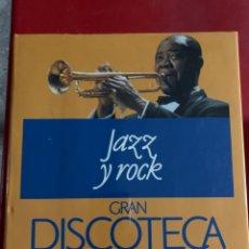 Enciclopedias: JAZZ & ROCK. Lote 268754529