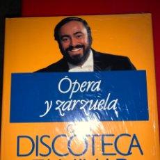 Enciclopedias: OPERA Y ZARZUELA. Lote 268755199