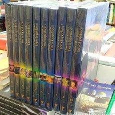 Enciclopedias: NUEVO DICCIONARIO ENCICLOPÉDICO (10 TOMOS + CD ROM) A-ENC-551.-SF. Lote 269157748