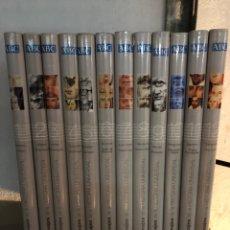 Enciclopedias: PERSONAJES DE LA HISTORIA UNIVERSAL COMPLETA 12 TOMOS ABC ENCICLOPEDIA NUEVA. Lote 269259818