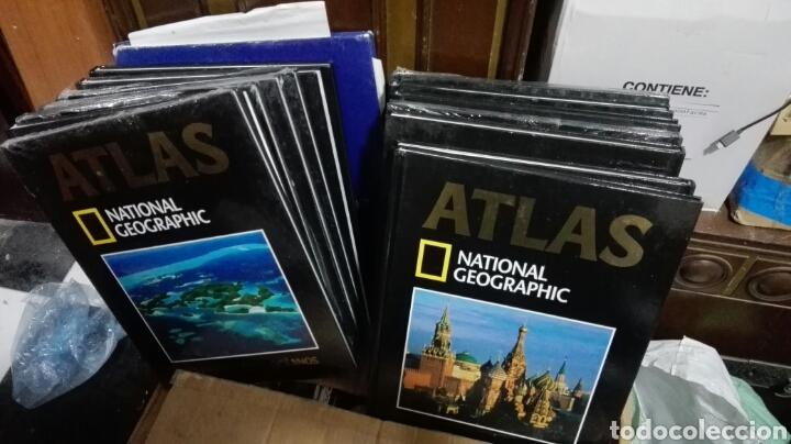 14 TOMOS ATLAS NATIONAL GEOGRAPHIC (Libros Nuevos - Diccionarios y Enciclopedias - Enciclopedias)