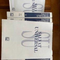 Enciclopedias: GRAN ENCICLOPEDIA SALVAT UNIVERSAL. Lote 271055458