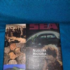 Enciclopedias: NUESTRA HISTORIA, ESPAÑA EN SU MEMORIA, CRONOLOLOGIA DE ESPAÑA. Lote 274931928