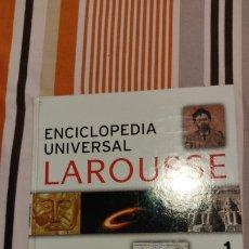 Enciclopedias: TOMO NÚMERO 1 DE ENCICLOPEDIA UNIVERSAL LAROUSSE. Lote 275156318