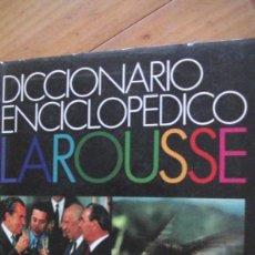 Enciclopedias: DICCIONARIO ENCICLOPEDICO LAROUSSE Nº12 . PLANETA, 1992. Lote 276537438