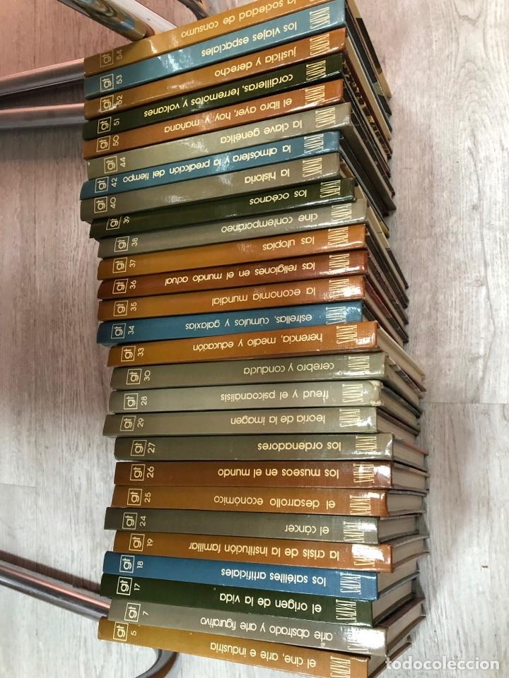 BIBLIOTECA SALVAT DE GRANDES TEMAS - GRAN LOTE (Libros Nuevos - Diccionarios y Enciclopedias - Enciclopedias)
