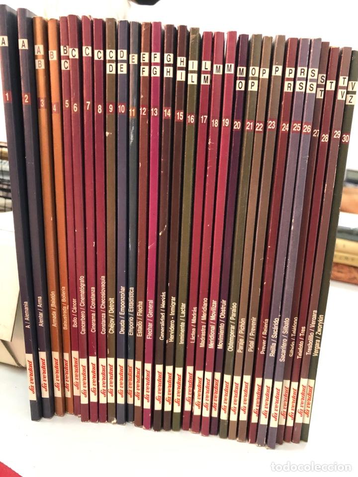 Enciclopedias: COMPLETA enciclopedia universal La Verdad - Foto 2 - 277564683
