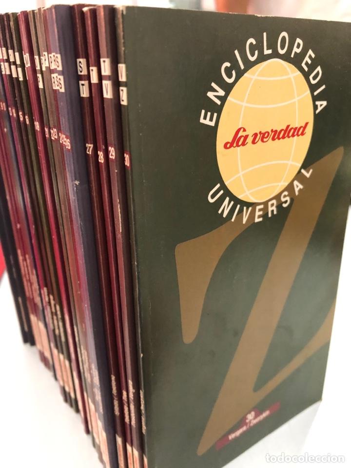 Enciclopedias: COMPLETA enciclopedia universal La Verdad - Foto 4 - 277564683
