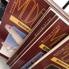 Livros: MODELISMO PRÁCTICO COLECCIÓN DE MONOGRAFÍAS- ED GRANADA. Lote 282537173