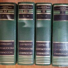 Livros: DICCIONARIO ENCICLOPÉDICO ILUSTRADO. Lote 283627953
