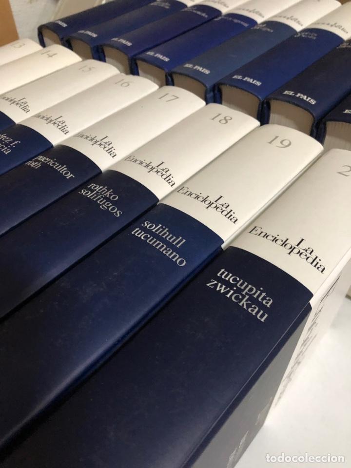 COMPLETA - LA ENCICLOPEDIA SALVAT - EL PAIS - 20 TOMOS (Libros Nuevos - Diccionarios y Enciclopedias - Enciclopedias)