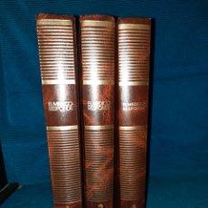 Enciclopedias: ENCICLOPEDIA ABC BLANCO Y NEGRO,EL MÉDICO RESPONDE, PRENSA ESPAÑOLA,COMPLETA (3 TOMOS) AGOSTINI 1990. Lote 285529838