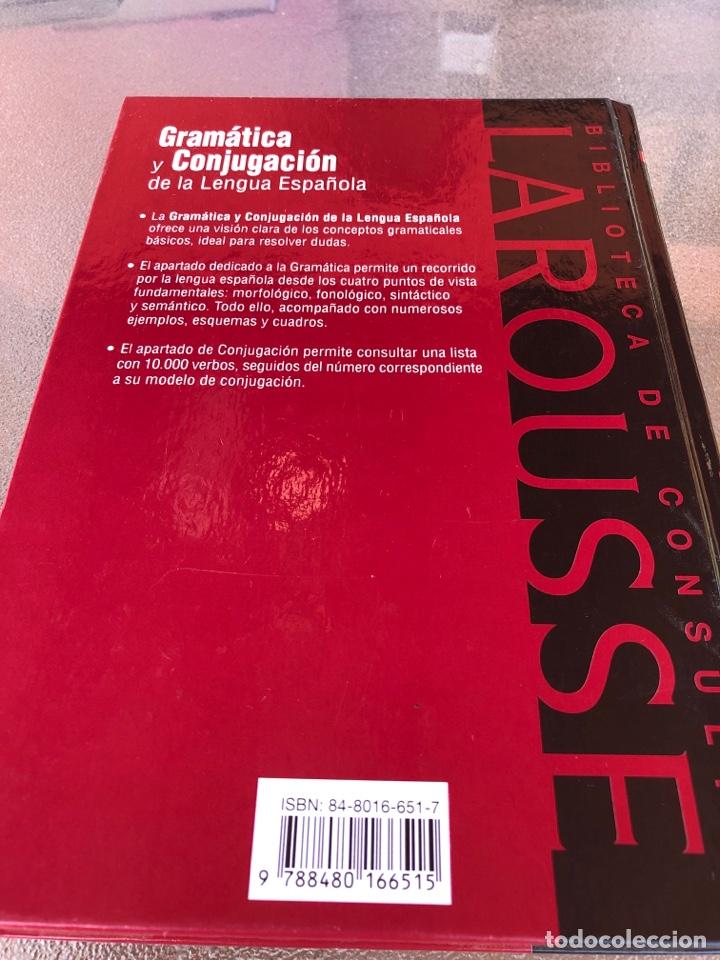 Enciclopedias: Gramática y conjugación de la lengua e - Foto 2 - 288330163