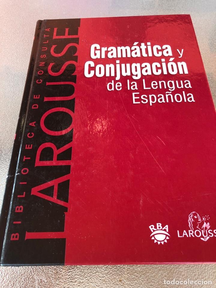 GRAMÁTICA Y CONJUGACIÓN DE LA LENGUA E (Libros Nuevos - Diccionarios y Enciclopedias - Enciclopedias)