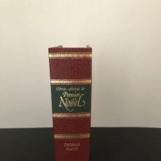 Enciclopedias: THOMAS MANN. 1929. OBRAS SELECTAS DE PREMIOS NOBEL. EDITORIAL PLANETA. Lote 289600118