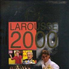 Livros: ENCICLOPEDIA LAROUSSE ACTUALIZACIONES 2001, 2002, 2003 Y 2004. Lote 289606518