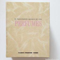 Enciclopedias: EL FASCINANTE MUNDO DE LOS PERFUMES. PLANETA DEAGOSTINI (5 TOMOS) 1996. Lote 289691738