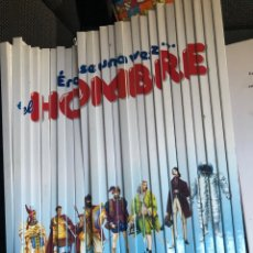 Livros: ERASE UNA VEZ EL HOMBRE - COMPLETA 26 NÚMEROS. Lote 290448793