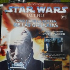 Enciclopedias: THE OFFICIAL STAR WARS FACT FILE 2000-2003. Lote 293951703