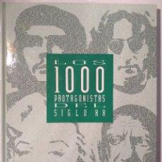 Enciclopedias: EL PAÍS (LOS 10 PROTAGONISTAS DEL SIGLO 20. Lote 296053933