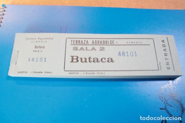 Cine Almeria Terraza Aguadulce Talonario 100 En   Comprar Entradas .